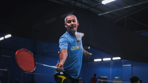 Badminton (Adultes/Ados +16 ans)