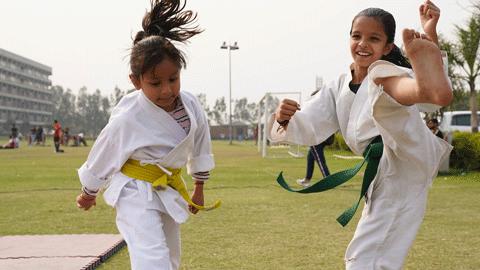 Wa-jutsu Traditionnel (Enfants/Ados 6-13 ans)